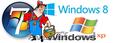 Переустановка Windows (с выездом на дом)