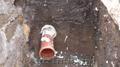 Бестраншейная прокладка труб (проколы) под дорогами,  зданиями и фундаментами.